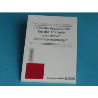Fachbuch Intraorale Apparaturen